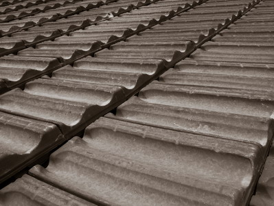 Concrete Roof Tiles Provide Varied Looks