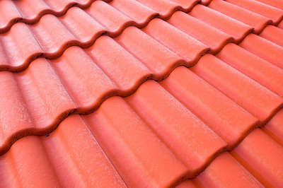 The Concrete Roof Tile Is As Solid As Concrete, And Comes In A Variety Of  Colors And Designs, One Of The More Popular Among Them Being The Flat  Concrete ...